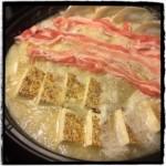 【いやー。鍋が美味しい季節になってきましたなーな日の晩ごはん】