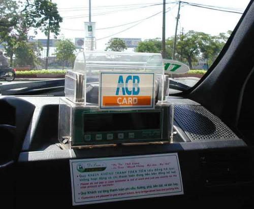 ヴェトナム タクシー