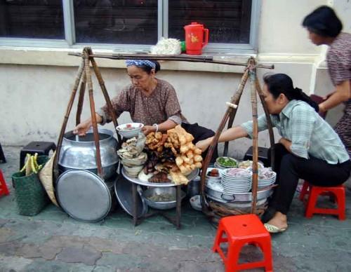 ベトナム 働く女