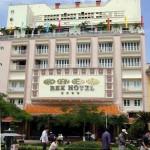 ヴェトナム編:「ホテル レックス」でヴェトナムコーヒーをたしなむ