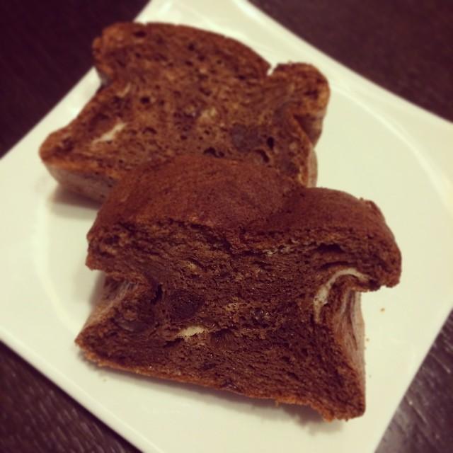 お義母さんお手製あんこを使った あんこショコラケーキ #Homemade #sweets #cake #yam