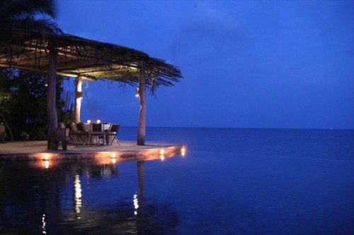 Songsaa Private Island -Dining-