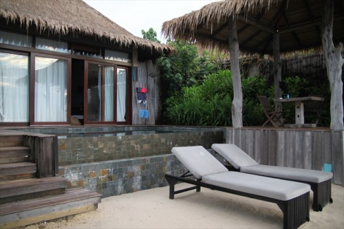 Songsaa Private Island -Oceanview Villa-