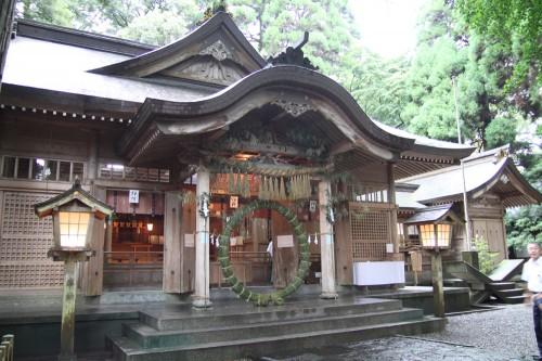 高千穂神社 本殿