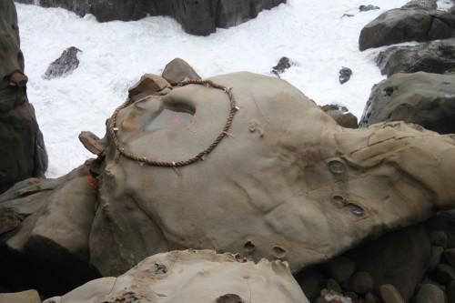 鵜戸神宮 亀石
