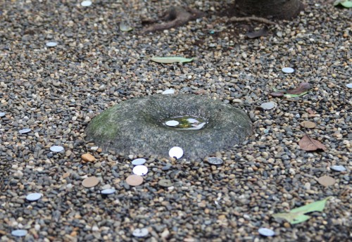 鹿島神宮 要石