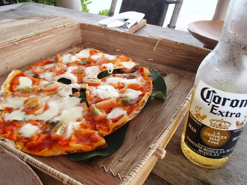 Songsaa Private Island -Pizza-